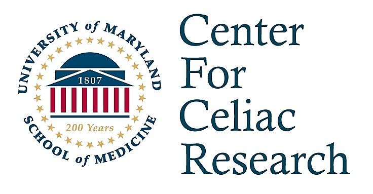 University of Maryland Center for Celiac Research Logo
